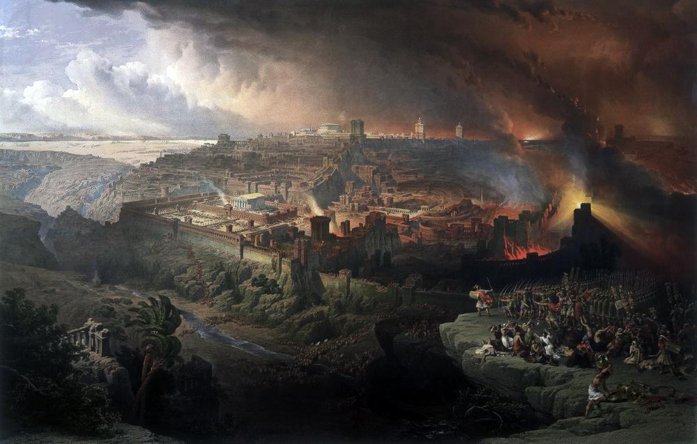 Auflösung Jerusalemer Apostelrat & Geburt des Bischoftums