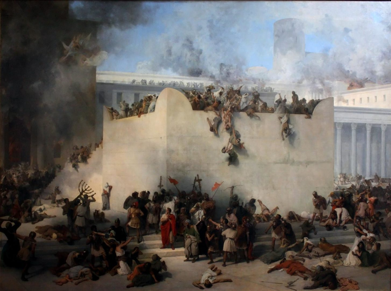 Zerstörung des 2. Tempels