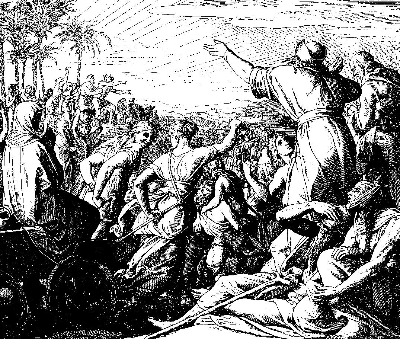 1. Jüdische Rückkehr aus dem Exil